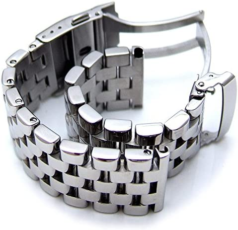 20mm Metal Band SS202003P009(D) - Orologio