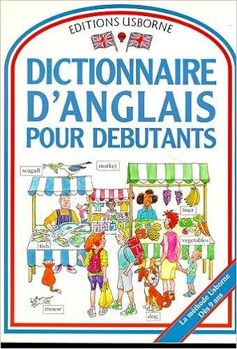 Amazon Fr Dictionnaire D Anglais Pour Debutants Helen