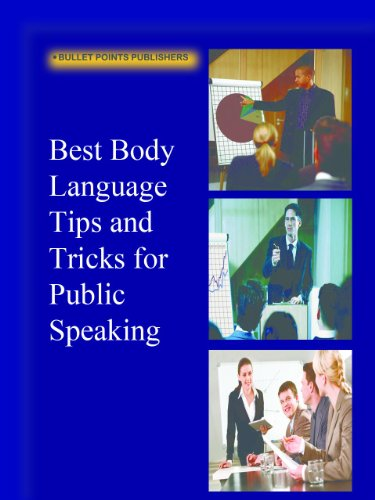 Best Body Language Tips and Tricks for Public Speaking