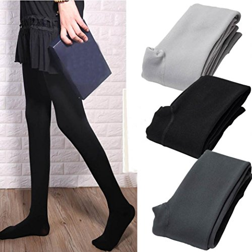 Cheap Binmer(TM) Women Winter Warm Thick Stockings Pantyhose Opaque Footed Socks Tights Pants for sale