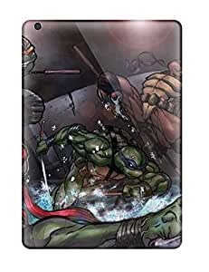 Durable Protector Case Cover With Teenage Mutant Ninja Turtles Hot Design For Ipad Air