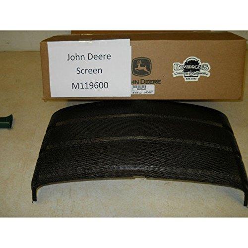 John Deere Original Equipment Grille #M119600 by John Deere (Image #1)