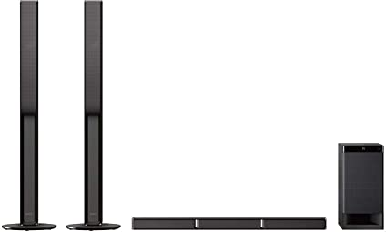 0dd0ebdb9ac Sony HT-RT40 Real 5.1ch Dolby Digital Tall boy Soundbar Home Theatre System