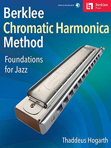 Harmonica Method Book - Berklee Chromatic Harmonica Method: Foundations for Jazz