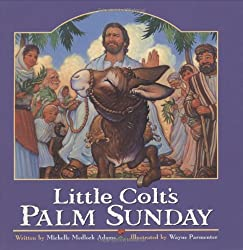 Little Colts Palm Sunday