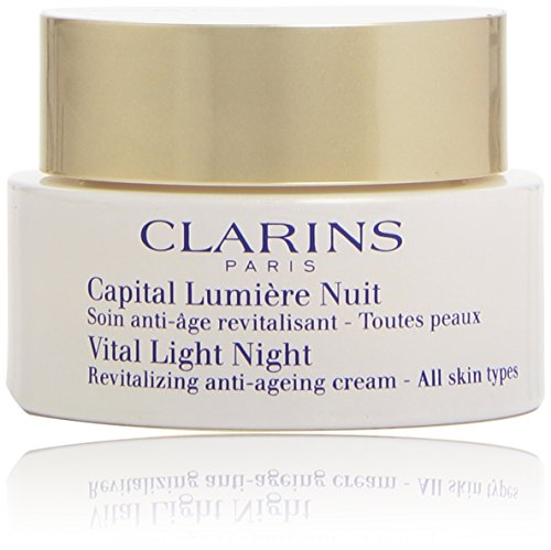 Anti Ageing Gift (CLARINS Vital Night Revitalizing Anti Ageing Cream, 1.7 Ounce)