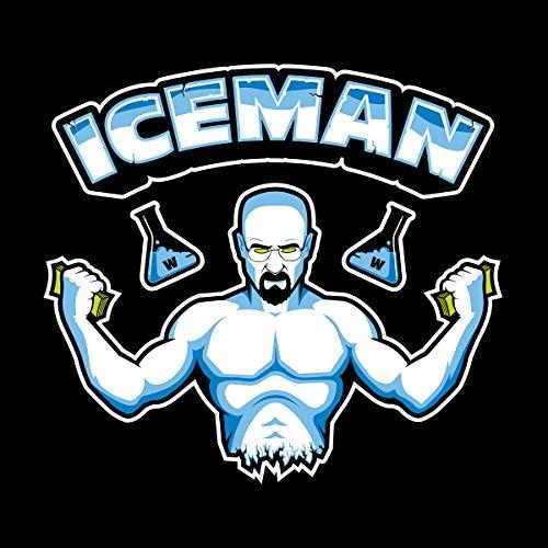 Bad Super Varsity Black Heisenberg Cook Breaking Iceman white Jacket Men's IIgwqFAC