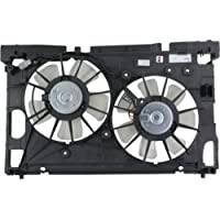 MAPM Premium PRIUS 10-13 RADIATOR FAN SHROUD ASSEMBLY
