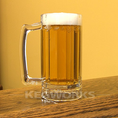 Cambro Barware Beer Mug 16Oz Cw-Clrcw (BWB16CW135) Category: Food Bars by Cambro
