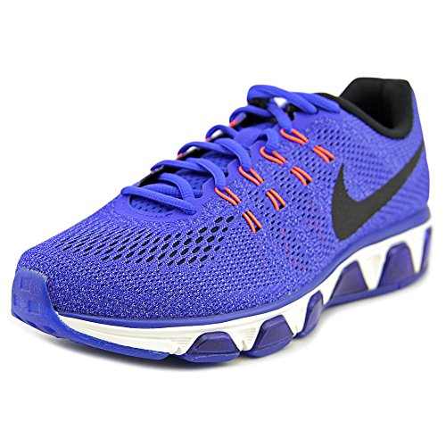 Nike Women's Air Max Tailwind 8 Rcr Blue/Black/Chlk Bl/Hypr Orng Running Shoe 5.5 Women US by NIKE
