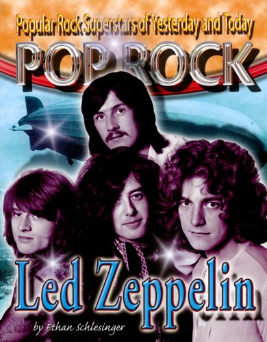 Download Led Zeppelin (Popular Rock Superstars of Yesterday and Today) PDF