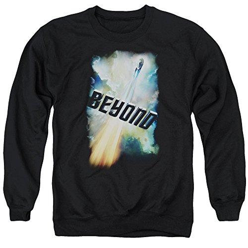Star Trek Beyond - Beyond Poster Adult Crewneck Sweatshirt
