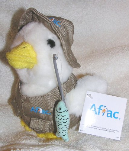 talking-6-plush-fisherman-aflac-duck-with-fishing-pole