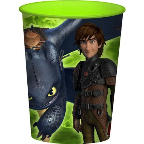 How to Train Your Dragon 2 16oz Stadium Cups 12 Pack by Hallmark