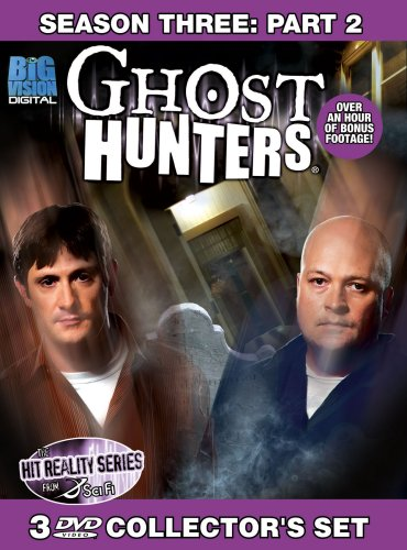 Ghost Hunters: Season 3-Part 2 by FIRST LOOK HOME ENTERTAINMENT