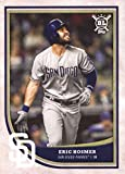 2018 Topps Big League #92 Eric Hosmer San Diego Padres Baseball Card - GOTBASEBALLCARDS