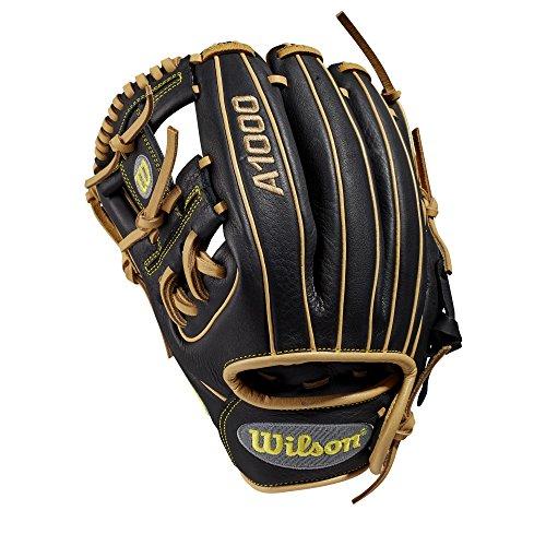11.5 Left Hand Throw - Wilson A1000 DP15 Dustin Pedroia Model 11.5