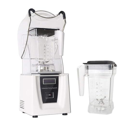 YUANYUAN520 ITOP Comercial 1.5L Bpa Free Ice Blender Mezclador ...