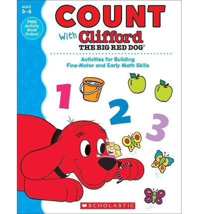 [(Count with Clifford the Big Red Dog)] [Author: Scholastic Teaching Resources] published on (January, 2015)