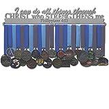 Allied Medal Hanger - Philippians 4:13 - 24