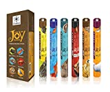 Best Incense Sticks - Joy Premium Natural Incense Sticks - 20 Sticks Review