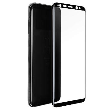 Verre Trempé pour Samsung Galaxy S8 Plus, Benks Film de Protection Vitre  Protège Écran Complet f8470de257b8