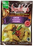 Bamboe Opor Chicken in Coconut Sauce, 1.2-Ounce (Pack of 12)