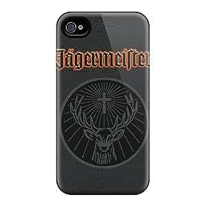 AlissaDubois iPhone 6 plus 5.5 Excellent Hard Phone Cases Custom Colorful Jaegermeister Iphone Series [DiD5255sTIA]