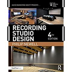 Recording Studio Design, 4th Edition from Focal Press