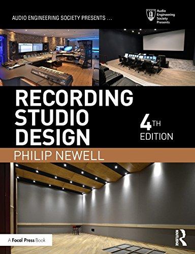 Recording Studio Design (Audio Engineering Society Presents)