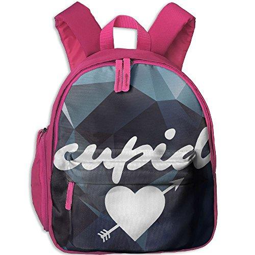 Eagle Wings Costume For Sale (Cupid Hot Sale Child Shoulder School Bag School Backpack Satchel For Teens Boys Girls Students Pink)