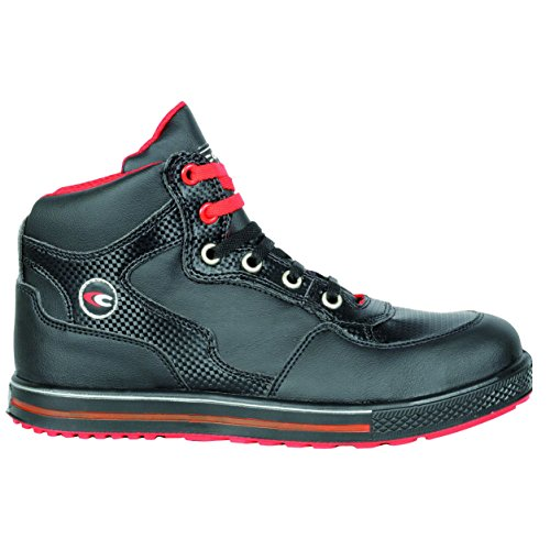 Cofra Time Out S1 P SRC Chaussures de sécurité Taille 47 Noir