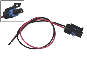 51eA%2BM3 RkL._SX355_ amazon com vss wire connector pigtail ls vehicle speed sensor ls1 wiring pigtails for automotive at suagrazia.org