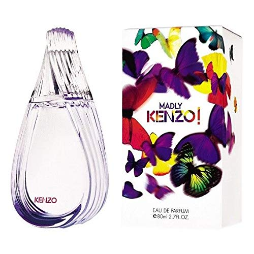 Madly Kĕnżo by Kĕnżo For Women Eau de Parfum Spray 2.7 FL. OZ./80 ML