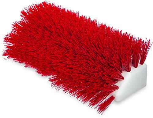 Carlisle 4042305 Hi-Lo Floor Scrub Brush, Red (Pack of 12) by Carlisle (Image #7)