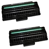 2 Pack Samsung ML-1710D3 Compatible