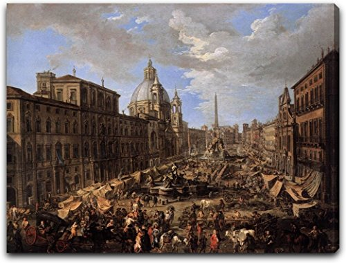 market-in-the-piazza-navona-in-rome-by-andrea-locatelli-15-x-19-extra-thick-25-gallery-wrapped-canva