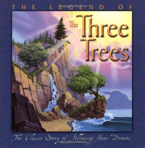 The Legend Of The Three Trees - Picture Book: Catherine McCafferty ...