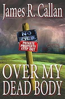 Over My Dead Body (Father Frank Mysteries Book 2) by [Callan, James R.]