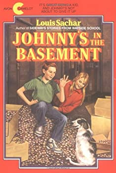 Johnny's in the Basement (An Avon Camelot Book) 0380834510 Book Cover