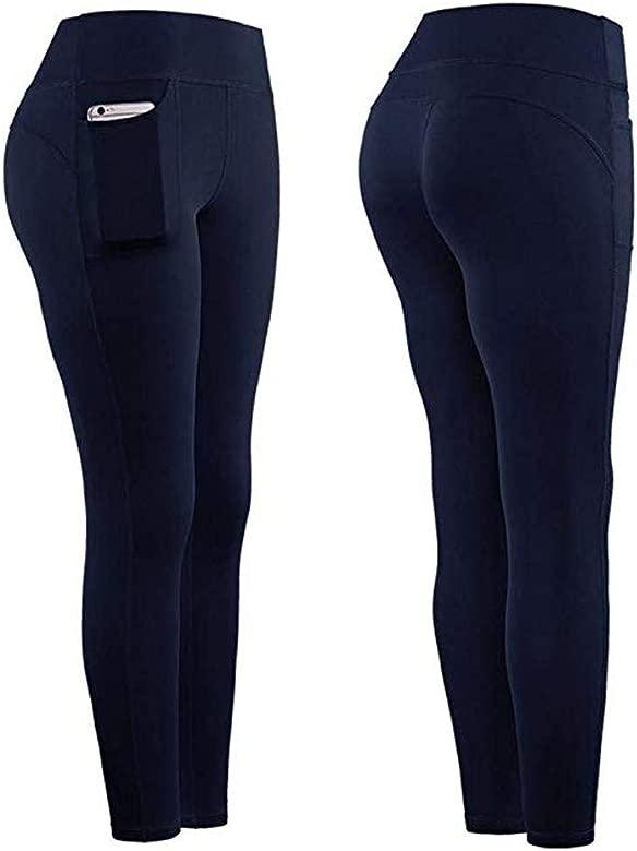 cinnamou Pantalones Mujer, Pantalon Yoga Pantalones para ...