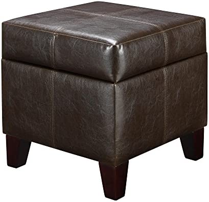 Cheap Dorel Living Storage Ottoman ottoman chair for sale