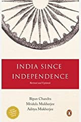 India Since Independence Paperback