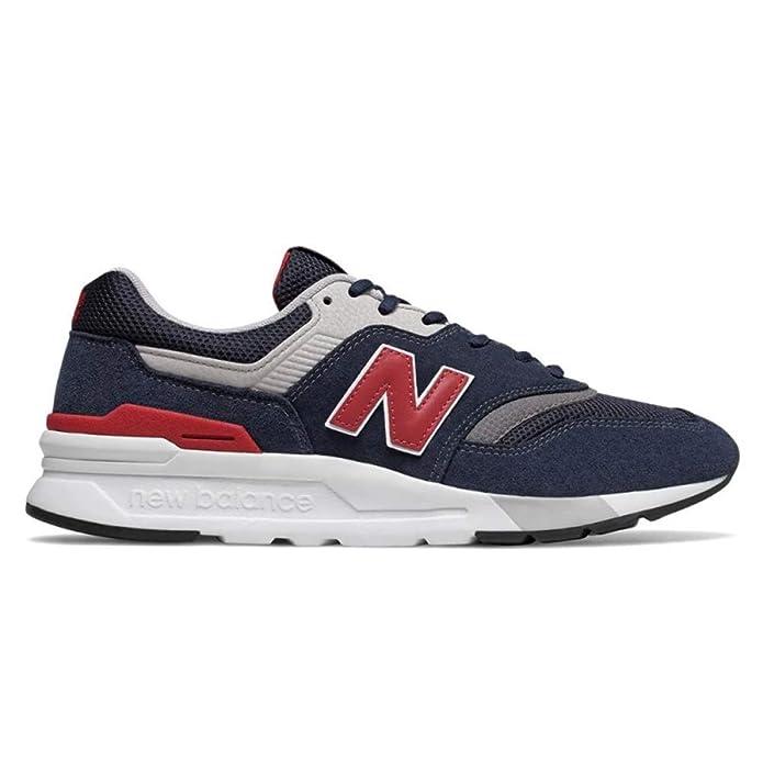 New Balance 997H Core Sneaker Herren Blau Rot (Navy Blue)