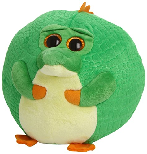 Ty Beanie Ballz Bayou Alligator Plush, Medium
