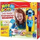 Educational Insights Hot Dots Jr. Let's Master Kindergarten Reading Set, Homeschool & Kindergarten Readiness Learning Workboo