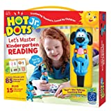 Educational Insights Hot Dots Jr. Let's Master