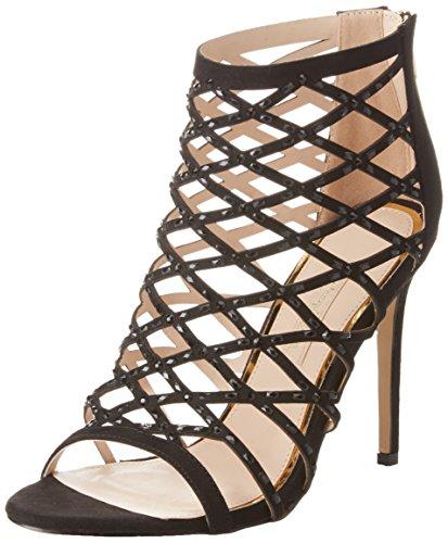 Primadonna alla Scarpe Nero Sandalo con Donna Cinturino Caviglia rwPrCqAx