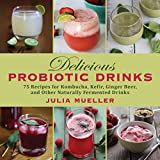 Best Probiotic Brands - Delicious Probiotic Drinks: 75 Recipes for Kombucha, Kefir Review