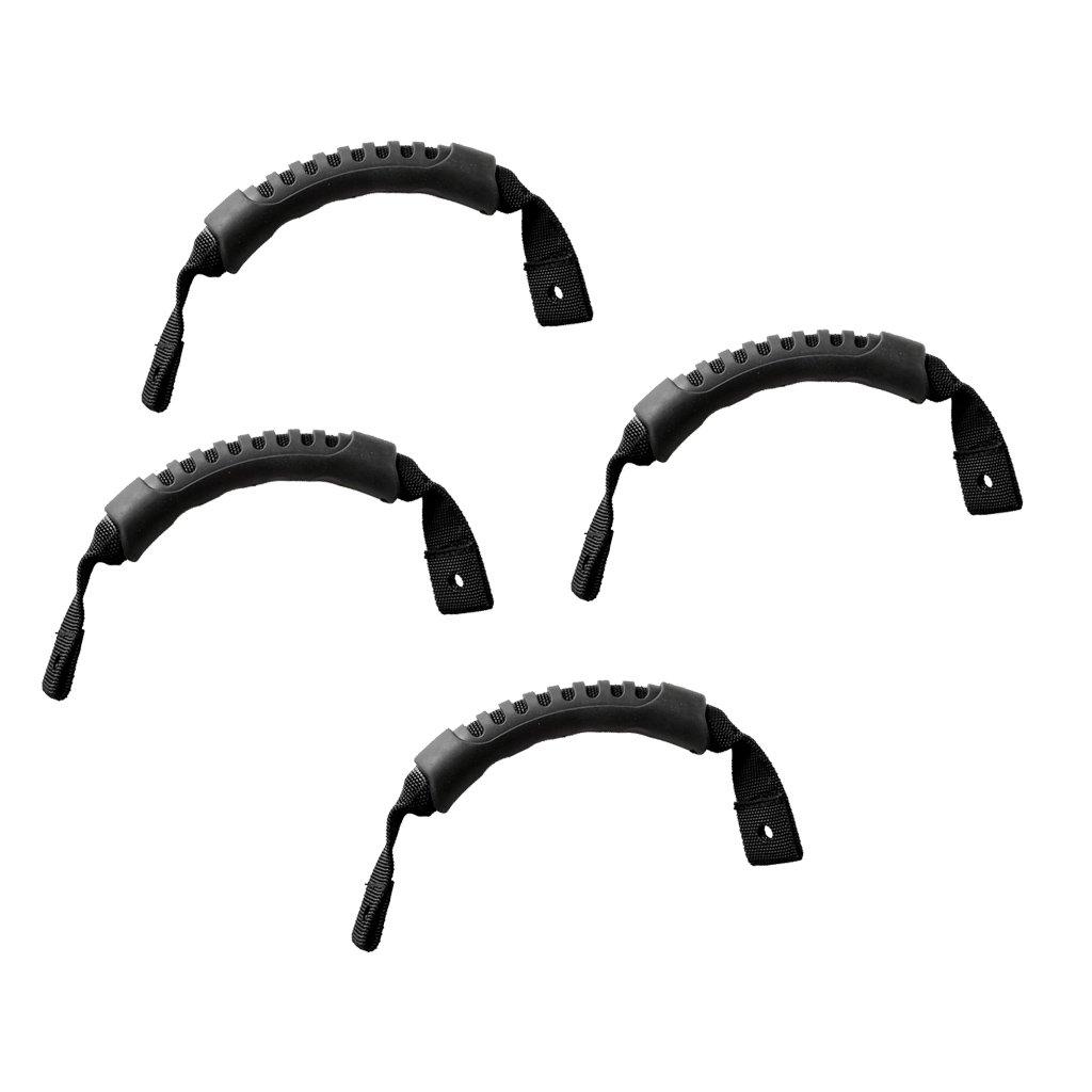 4 Pedazos Sharplace Manija Montaje Lateral para Barco Kayak Carry Handle